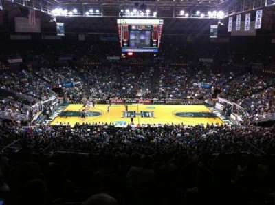 Stan Sheriff Center, section: D, row: 17, seat: 10
