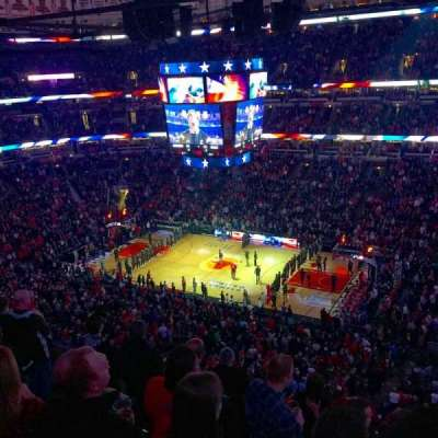 United Center section 315