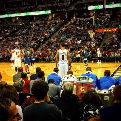 Pepsi Center, section: 146, row: 3, seat: 10
