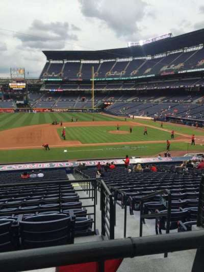 Turner Field section 216R
