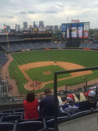 Turner Field section 405L