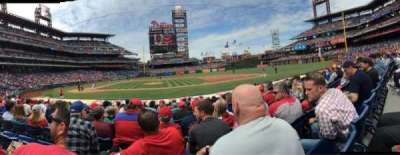 Citizens Bank Park, section: 117, row: 11, seat: 17