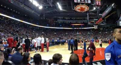 Air Canada Centre section CRTW