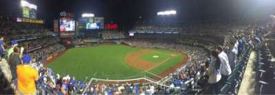 Citi Field section 526