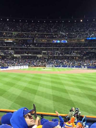 Citi Field, section: 142, row: 8