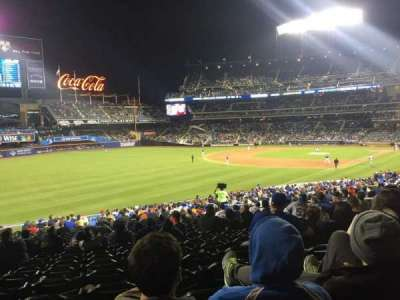 Citi Field, section: 129, row: 34, seat: 16