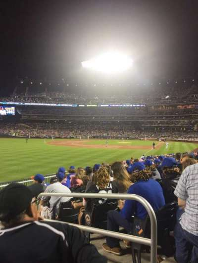 Citi Field, section: 130, row: 18, seat: 2