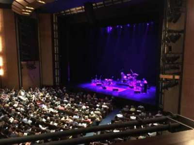 The Kennedy Center Eisenhower Theater, section: Box tier 6, seat: 6