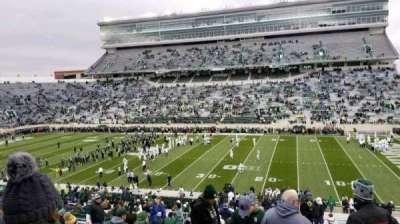 Spartan Stadium, section: 7, row: 49, seat: 6