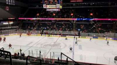 Van Andel Arena, section: 207, row: F, seat: 16