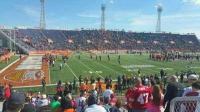Ladd Peebles Stadium section J