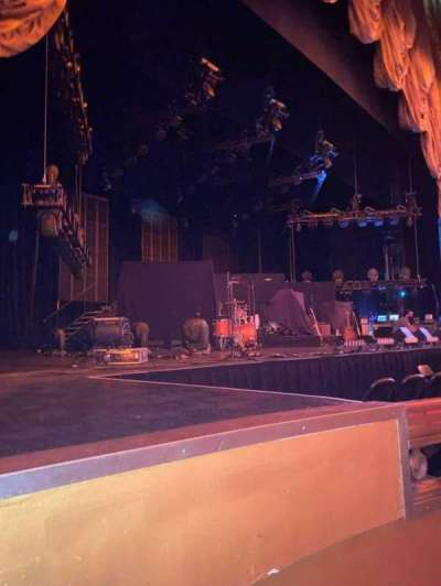 Radio City Music Hall, section: Orchestra 6, row: BB, seat: 601