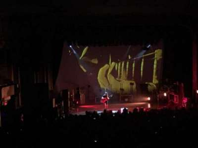 Danforth Music Hall, section: Mezz2, row: HH, seat: 5