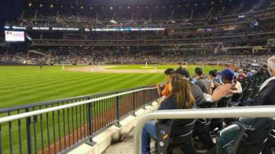 Citi Field, section: 130, row: 14, seat: 1