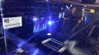Madison Square Garden, section: 326, row: 1, seat: 24