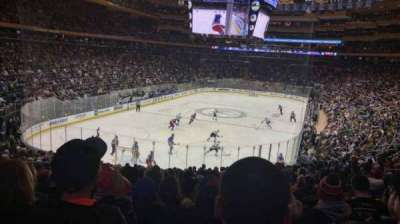Madison Square Garden, section: 315, row: 22, seat: 12