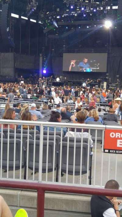 Jones Beach Theater, section: 5L, row: C, seat: 5