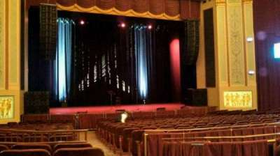 Strand-Capitol Performing Arts Center, section: orchestra left, row: S, seat: 3