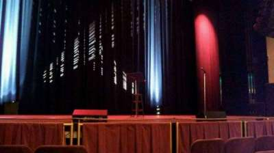 Strand-Capitol Performing Arts Center, section: orchestra left, row: E, seat: 3