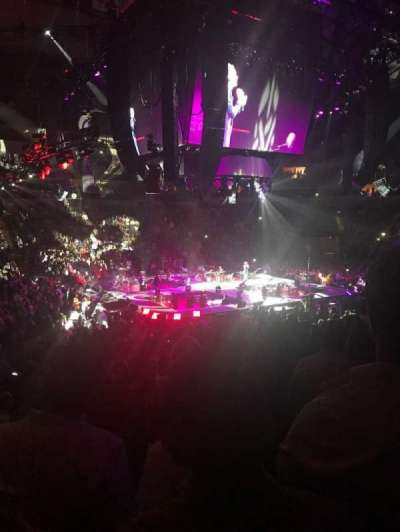 American Airlines Center, section: 120, row: S, seat: 14