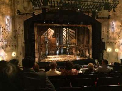 Orpheum Theatre (San Francisco), section: Mezzanine, row: F, seat: 125