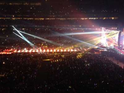 NRG Stadium, section: 335, row: G, seat: 11