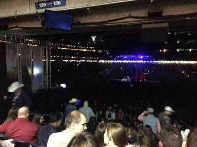 NRG Stadium, section: 135, row: JJ, seat: 19