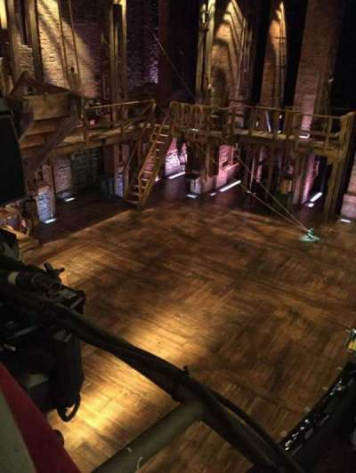 Richard Rodgers Theatre, section: Box E, row: 1, seat: 2-3