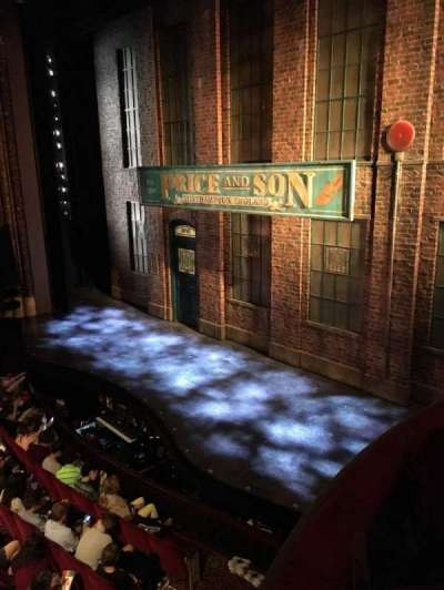 Al Hirschfeld Theatre section Right box