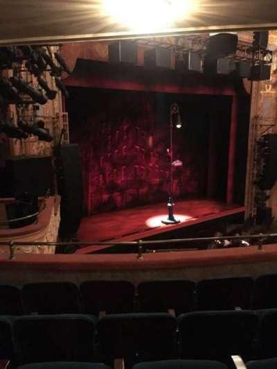 Longacre Theatre, section: Mezz, row: E, seat: 26