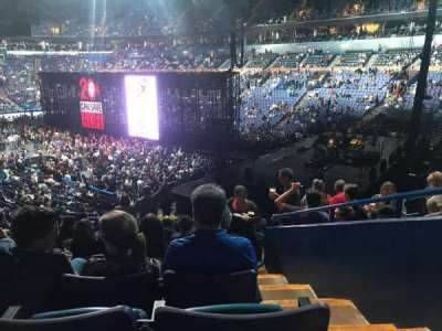 Scottrade Center, section: 126, row: BB, seat: 5