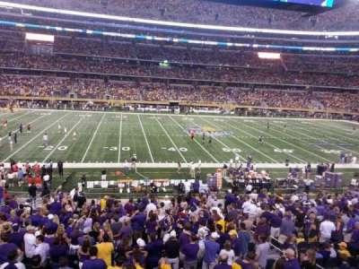 AT&T Stadium section C212
