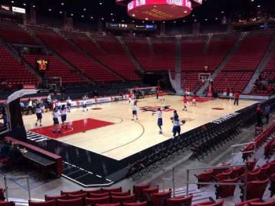 Viejas Arena section C