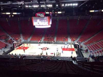 Viejas Arena section S