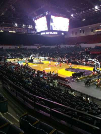 Valley View Casino Center section L10a
