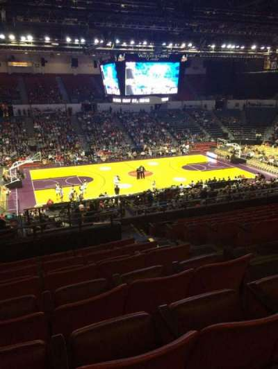 Valley View Casino Center, section: T3, row: 11, seat: 4