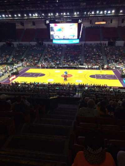 Valley View Casino Center, section: T12, row: 12, seat: 14