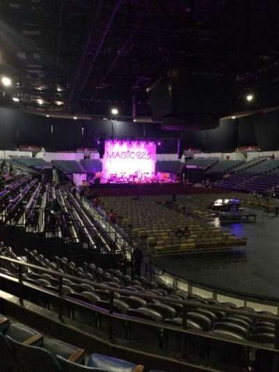 Valley View Casino Center section L21a