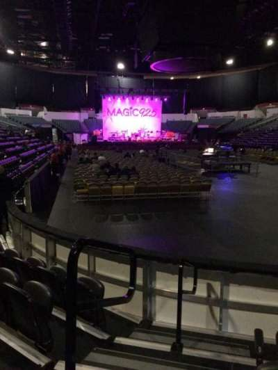 Valley View Casino Center section LL20