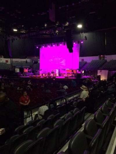 Valley View Casino Center, section: LL13, row: 6, seat: 8