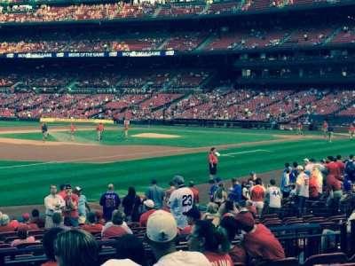 Busch Stadium, section: 162, row: 7, seat: 10