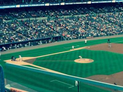 Comerica Park, section: 216, row: 3, seat: 23