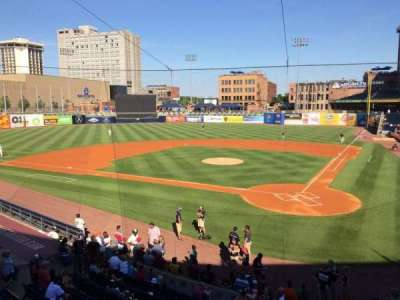 Fifth Third Field section 207