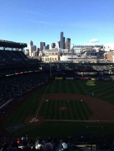 Safeco Field, section: 325, row: 10, seat: 4
