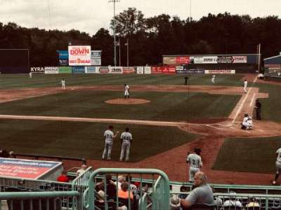 Eastwood Field, section: 210, row: D, seat: 13
