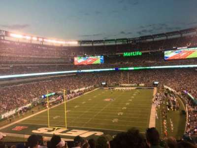 MetLife Stadium section 223
