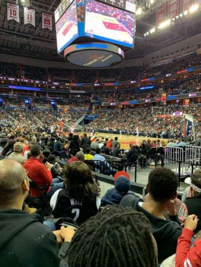 Capital One Arena section 103