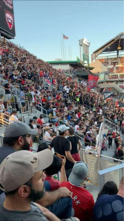 Audi Field section 132