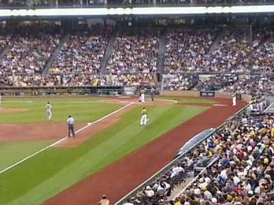 PNC Park, section: 131, row: CC, seat: 24