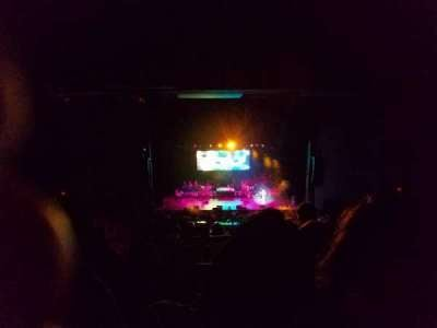Rosemont Theatre, section: 206, row: K, seat: 14